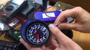 Датчик температуры двигателя