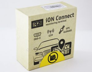 GPS трекер iON connect